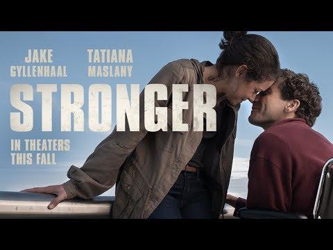 "Movie ""Stronger"" about Marathon Bombing…"