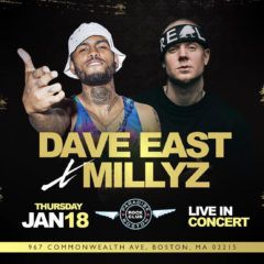 Dave East Sold Out Show