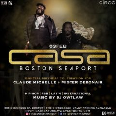 Casa Seaport Boston!