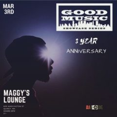 """Good Music Showcase Series"""