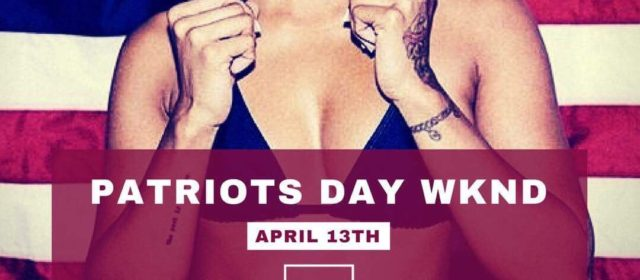 Icon Friday's Patriots Day Weekend Edition